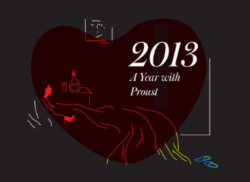 2013 A year with Proust